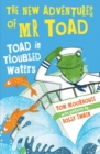 The New Adventures of Mr Toad: Toad in Troubled Waters - Book