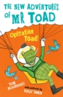 The New Adventures of Mr Toad: Operation Toad! - Book