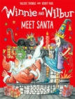 Winnie and Wilbur Meet Santa - Book