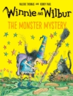 Winnie and Wilbur: The Monster Mystery PB - Book