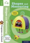 Progress with Oxford: Shapes and Measuring Age 7-8 - Book