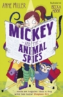 Mickey and the Animal Spies - Book