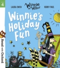 Read with Oxford: Stage 4: Winnie and Wilbur: Winnie's Holiday Fun - Book