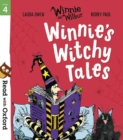 Read with Oxford: Stage 4: Winnie and Wilbur: Winnie's Witchy Tales - Book