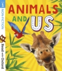 Read with Oxford: Stage 1: Non-fiction: Animals and Us - Book