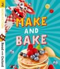 Read with Oxford: Stage 2: Non-fiction: Make and Bake! - Book