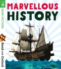 Read with Oxford: Stage 4: Non-fiction: Marvellous History - Book