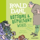 Roald Dahl Rotsome and Repulsant Words - Book