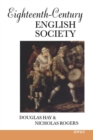 Eighteenth-Century English Society : Shuttles and Swords - Book