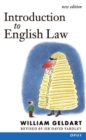Introduction to English Law - Book