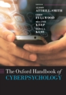 The Oxford Handbook of Cyberpsychology - Book