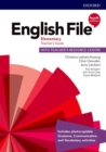 English File: Elementary: Teacher's Guide with Teacher's Resource Centre - Book