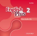 English Plus: Level 2: Class Audio CDs - Book