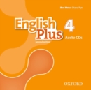English Plus: Level 4: Class Audio CDs - Book