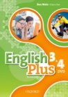 English Plus: A2 - B1: Levels 3 and 4 DVD : The right mix for every lesson - Book