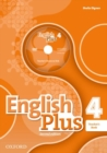 English Plus: Level 4: Teacher's Book with Teacher's Resource Disk and access to Practice Kit - Book