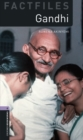 Oxford Bookworms Library Factfiles: Level 4:: Gandhi - Book