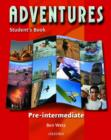 Adventures: Pre-Intermediate: Student's Book - Book