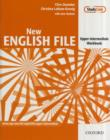 New English File: Intermediate: Teacher's Book with Test and Assessment CD-ROM : Six-level general English course for adults - Book