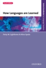 How Languages are Learned 4th edition - Oxford Handbooks for Language Teachers - eBook