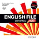 English File 3e Elementary Itutor DVD-rom (Uk) - Book