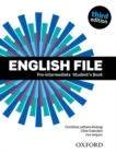 English File: Pre-Intermediate: Student's Book - Book