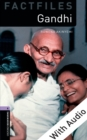 Gandhi - With Audio Level 4 Factfiles Oxford Bookworms Library - eBook