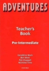 Adventures: Pre-Intermediate: Teacher's Book - Book