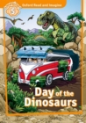 Oxford Read and Imagine: Level 5:: Day of the Dinosaurs - Book