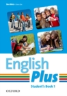 English Plus: 1: Student Book : An English secondary course for students aged 12-16 years - Book