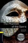 Oxford Bookworms Library: Level 1:: The Phantom of the Opera - Book