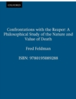 Confrontations with the Reaper : A Philosophical Study of the Nature and Value of Death - eBook