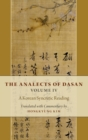 The Analects of Dasan, Volume IV : A Korean Syncretic Reading - Book