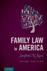 Family Law in America - Book