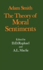 The Glasgow Edition of the Works and Correspondence of Adam Smith: I: The Theory of Moral Sentiments - Book