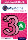 MyMaths for Key Stage 3: Homework Book 3A (Pack of 15) - Book