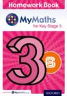 MyMaths for Key Stage 3: Homework Book 3B (Pack of 15) - Book