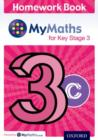 MyMaths for Key Stage 3: Homework Book 3C (pack of 15) - Book