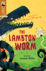 Oxford Reading Tree TreeTops Greatest Stories: Oxford Level 8: The Lambton Worm - Book
