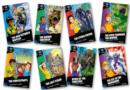 Project X Alien Adventures: Dark Blue Book Band, Oxford Levels 15-16: Dark Blue Book Band, Mixed Pack of 8 - Book