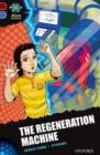 Project X Alien Adventures: Dark Red Book Band, Oxford Level 17: The Regeneration Machine - Book