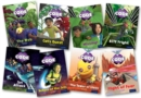 Project X Code: Bugtastic & Galactic Orbit Pack of 8 - Book