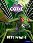 Project X Code: Bugtastic Bite Fright - Book