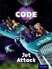 Project X Code: Galactic Jet Attack - Book