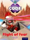 Project X Code: Galactic Flight of Fear - Book