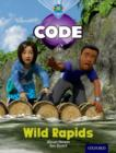 Project X Code: Jungle Wild Rapids - Book
