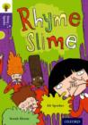Oxford Reading Tree Story Sparks: Oxford Level  11: Rhyme Slime - Book