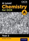 A Level Chemistry A for OCR Year 2 Student Book - Book