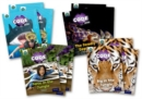 Project X CODE Extra: Green Book Band, Oxford Level 5: Jungle Trail and Shark Dive, Class pack of 12 - Book