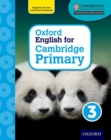 Oxford English for Cambridge Primary Student Book 3 - Book